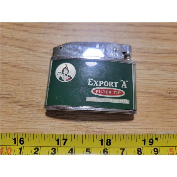 Export A lighter (Japan)