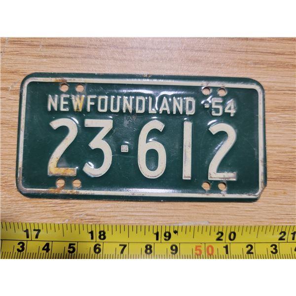 General Mills Cereal license plate
