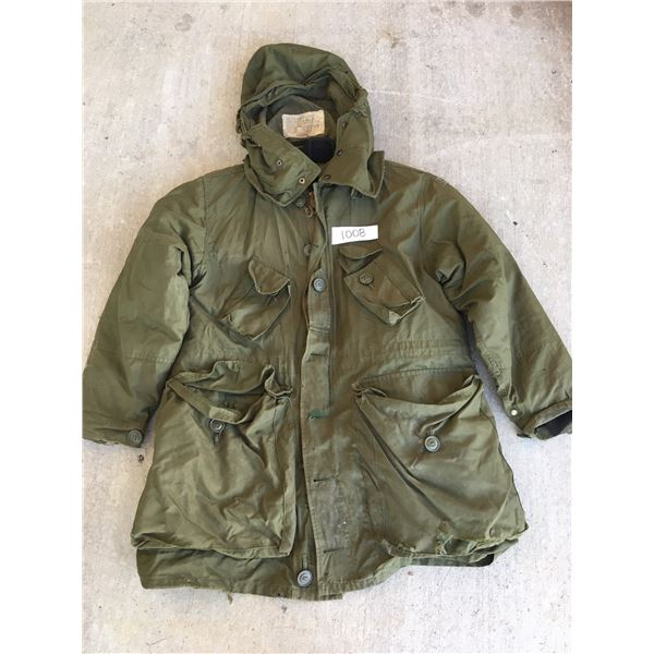 Canadian Army Extreme cold parka size Large