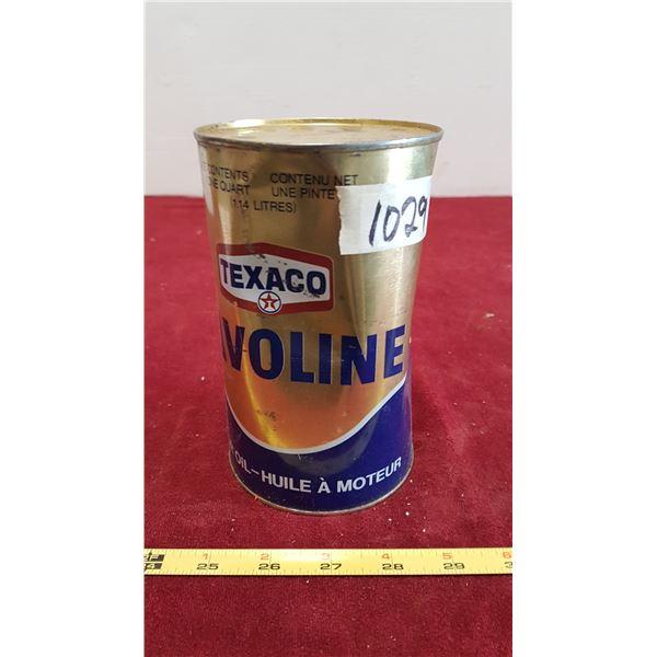 Havoline Oil (Tin Full)