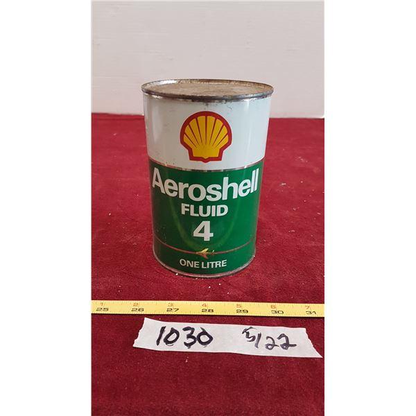 Aeroshell 4 Oil (Tin Full)