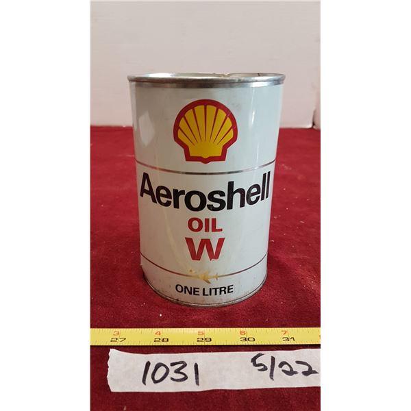 Aeroshell w Oil (Tin Full)