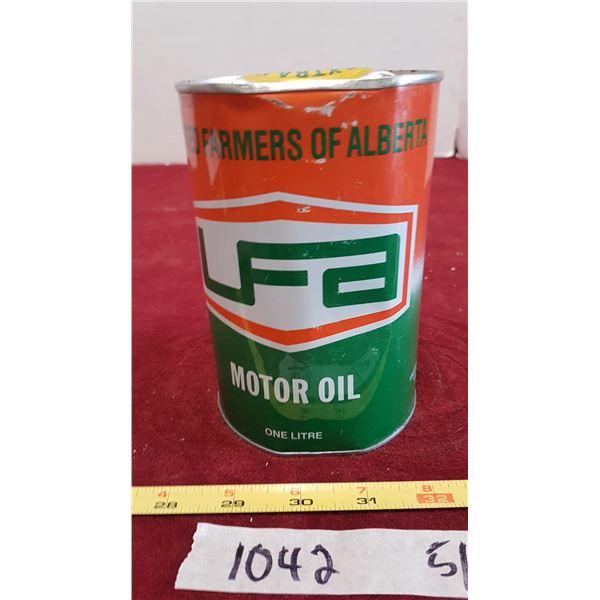 UFA Oil (Tin Full)