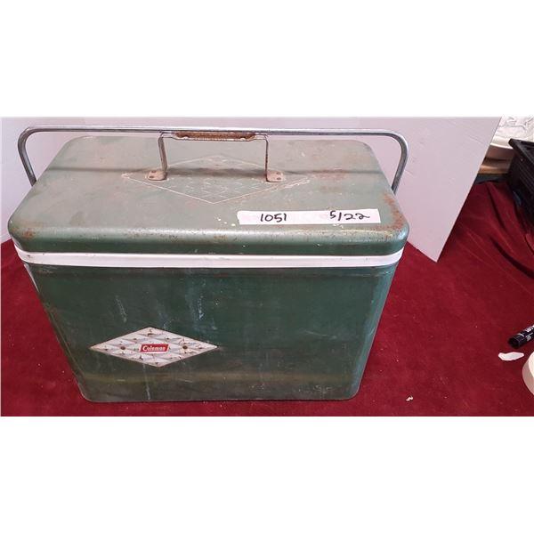 Vintage Coleman Cooler