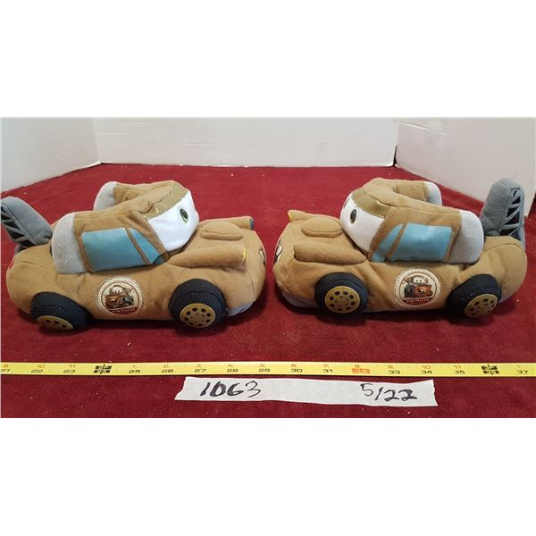 """""""Cars"""" Tow Matter Slippers"""
