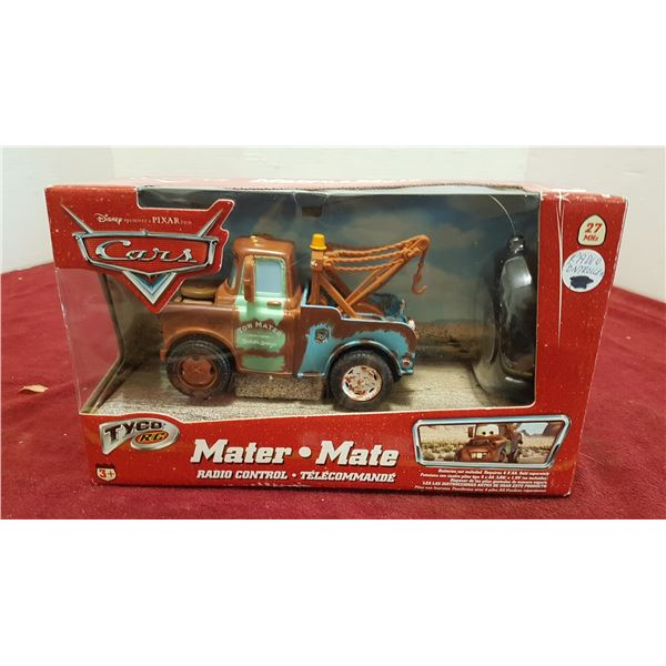 """Tyco """"Cars"""" Matter Toy (In Box)"""
