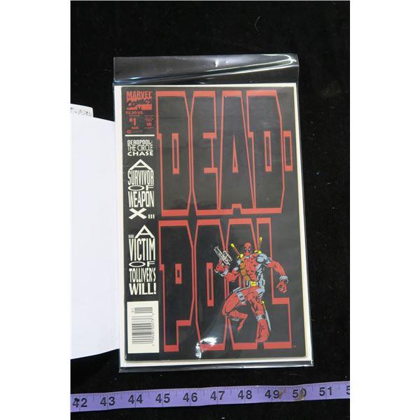 #1159 - Deadpool #1