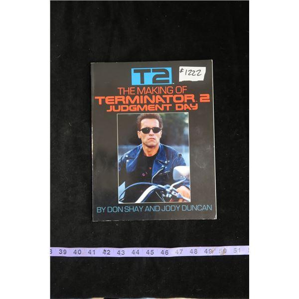 #1222 - The Making of Terminator 2 - Judegement Day