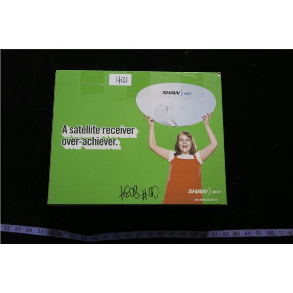 #1241 - HDPVR 630 - Motorola High Def Personal Video Recorder and Digital Sat Receiver w/Remote