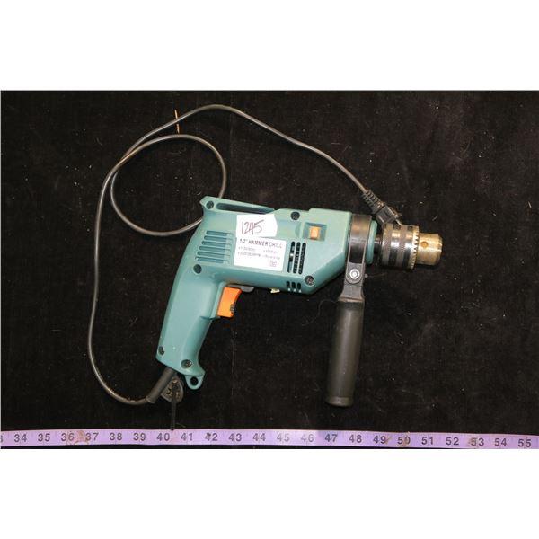 #1245 - Makita Reversable Hammer Drill