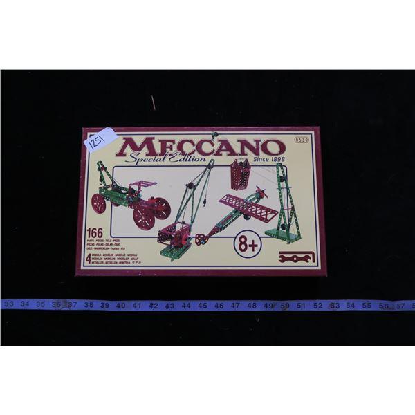 #1251 - Box of Special Edition Meccano