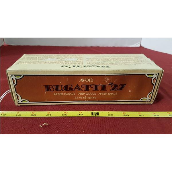 Avon Bugatti 1927 & Pepper Box Pistol 1850