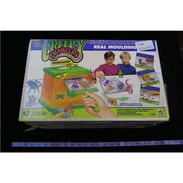 Creepy Crawlers 1994 with original box