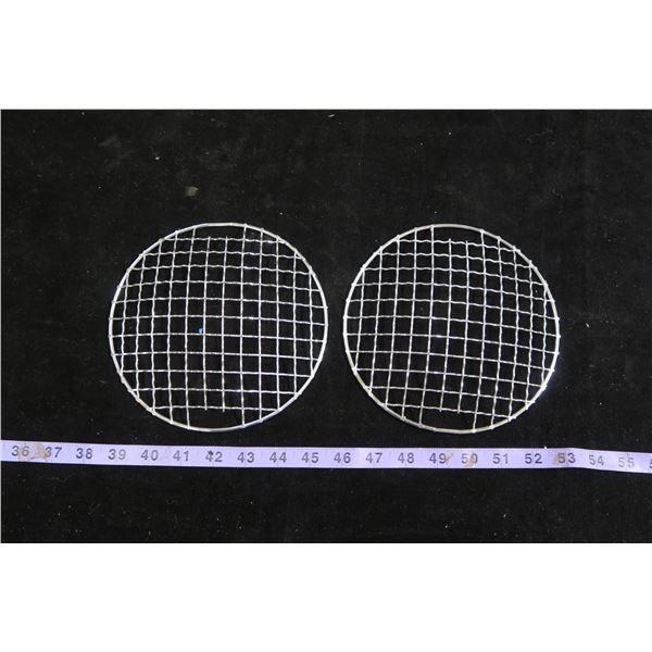 Chrome Headlight/Fog light covers