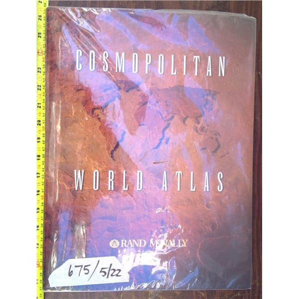 Cosmopolitan World Atlas