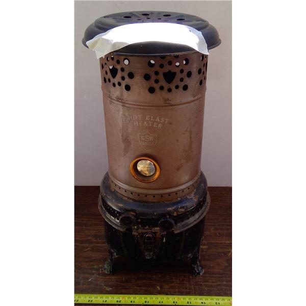 1 Tin Oil Heater