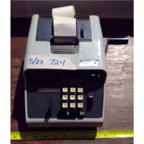 Eatons Manual Calculator
