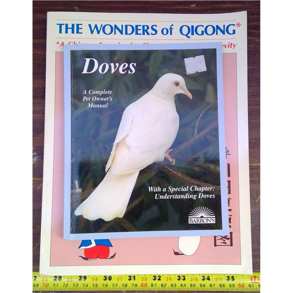 Dove Book & Qigong Fitness Book