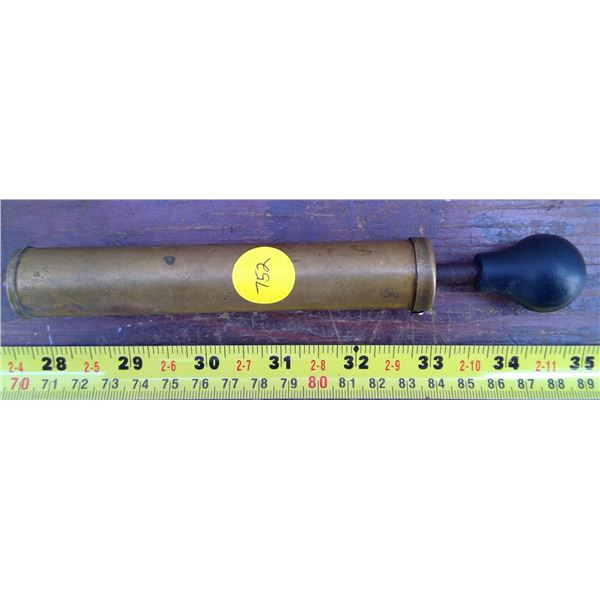 1 Brass Pump