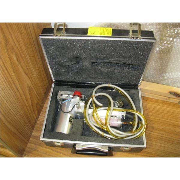 STEADY STATE POROMETER, MODEL L1-1600 IN CASE