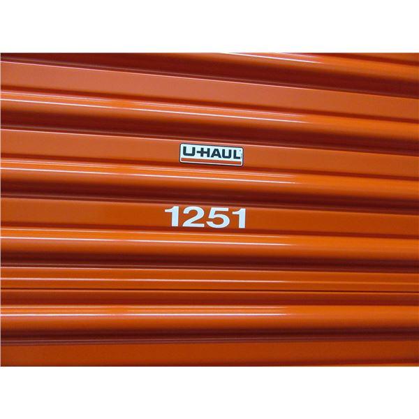 50 STREET LOCATION - Unit #1251 (Approx. 5' x 10')
