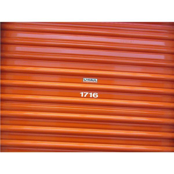 154 STREET LOCATION - Unit #1716 (Approx. 5' x 10')