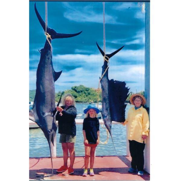 Mexico: 6-day Deep Sea Fishing Trip (4 Full Days of Fishing)