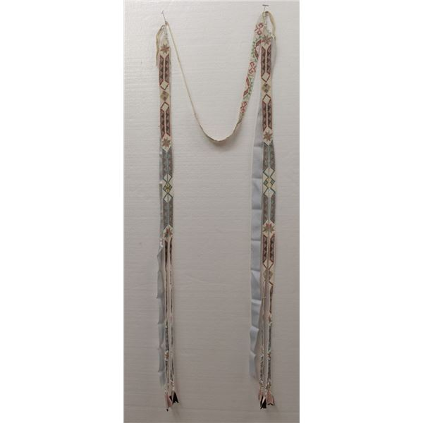PLAINS BEADED NECKLACE