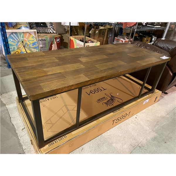 """NEW IN BOX COFFEE TABLE 19 X 26 X 60"""""""