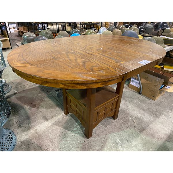 "ISLAND TABLE 42 X 32 X 60"""