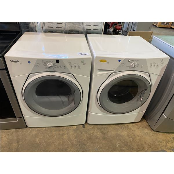 WHIRLPOOL DUET SPORT DRYER & DUETS SPORT WASHER