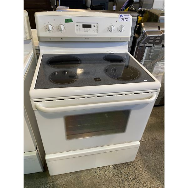 FRIGIDAIRE GALLERY INDUCTION STOVE WITH CONVECTION OVEN