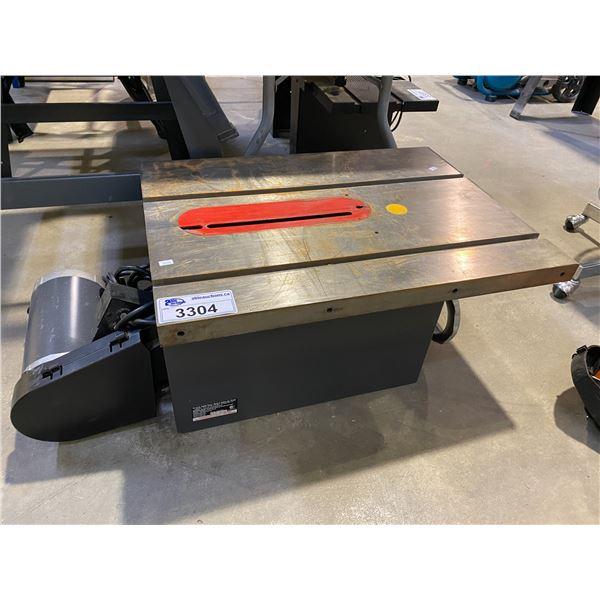 """10"""" TABLE SAW 120V"""