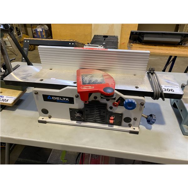 "DELTA 6"" VARIABLE SPEED BENCH JOINTER MODEL JT160"