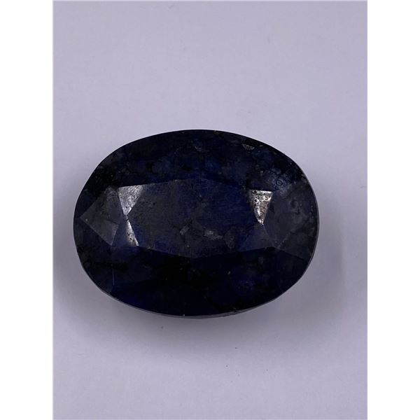 ROUGH MINERAL POLISHED QUALITY SAPPHIRE 200.00CT - 40.00G, 36 X 28 X 20MM, MADAGASCAR