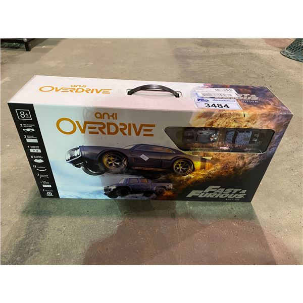 ANKI OVERDRIVE FAST & FURIOUS EDITION