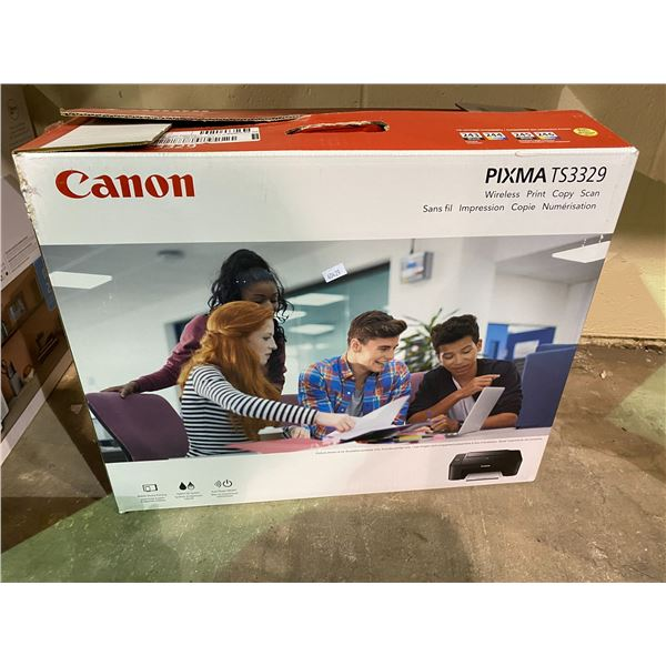CANON PIXMA TS3329 PRINTER