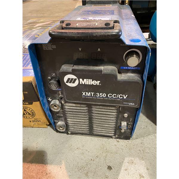 MILLER TMT 350 CC/CV WELDER MAY NEED REPAIRS