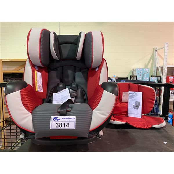 EVENFLO SYMPHONY CHILDRENS CAR SEAT