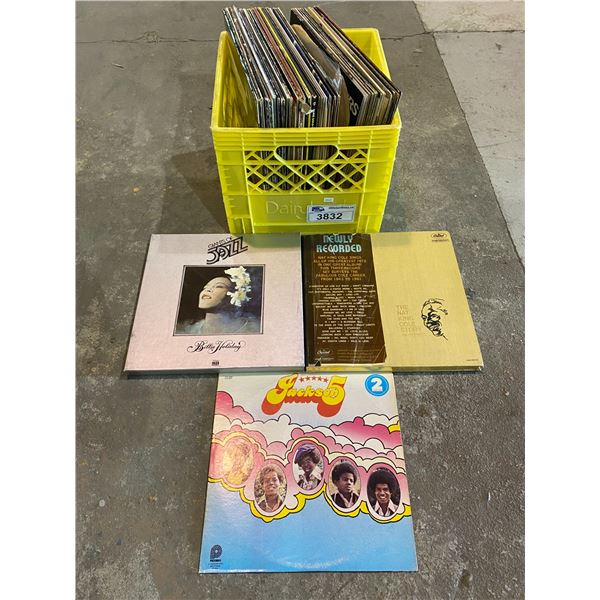 ASSORTED VINYL RECORDS