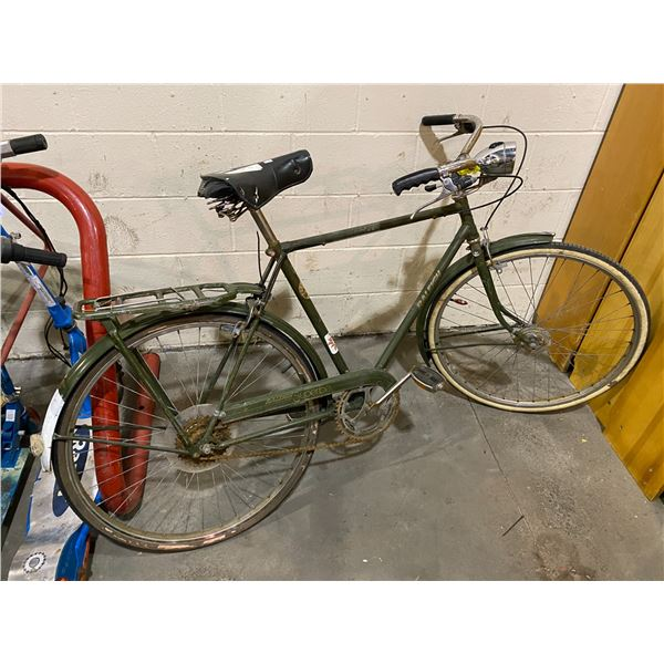 RALEIGH MADE IN ENGLAND BICYCLE