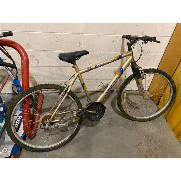 INTREPID RAZOR CANYON 15 SPEED BICYCLE