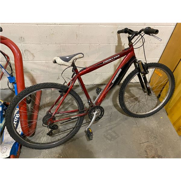 MONGOOSE FRONTIER 21 SPEED BICYCLE