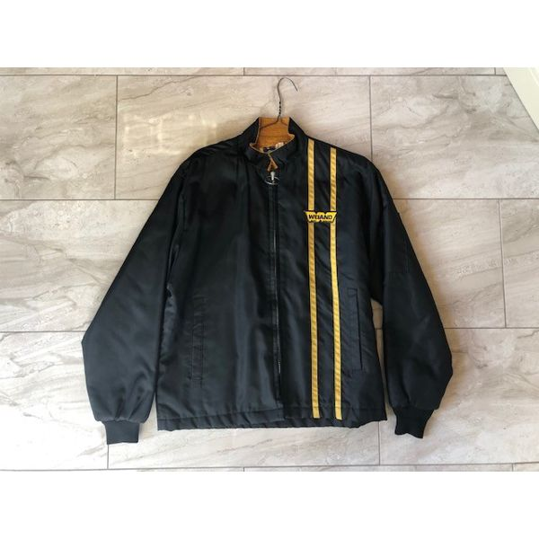 NO RESERVE! VINTAGE WEIAND HIGH PERFORMANCE PARTS RACE JACKET