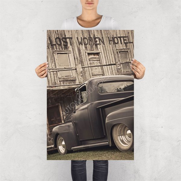 """NO RESERVE LIMITED EDITION PRINT """"CHEVY"""""""