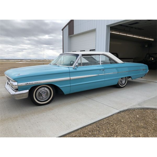 LOWERED RESERVE! 1964 FORD GALAXIE 500XL ONLY 25000MILES