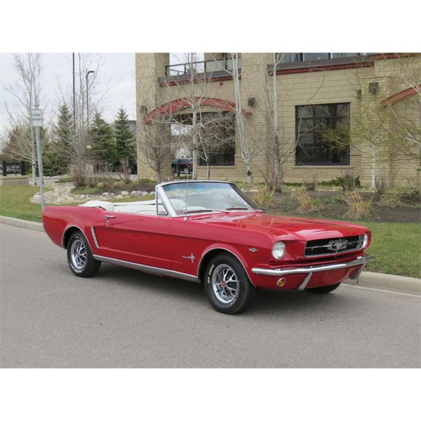 RESERVE LIFTED AND SELLING! 1965 Ford Mustang Convertible