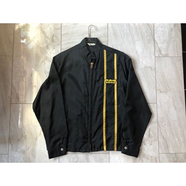 NO RESERVE! VINTAGE WEIAND RACING JACKET