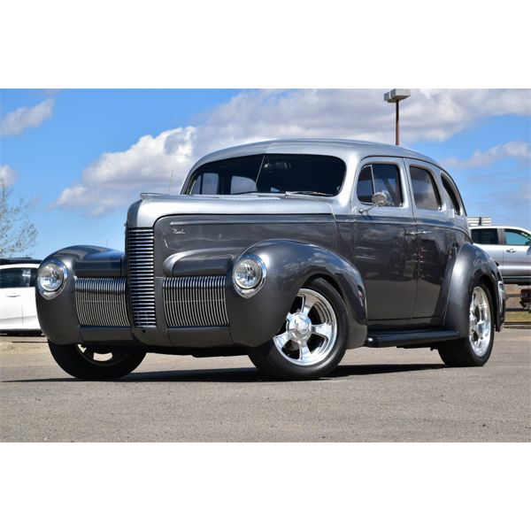 1940 NASH LAFAYETTE ONLY 18069 MILES