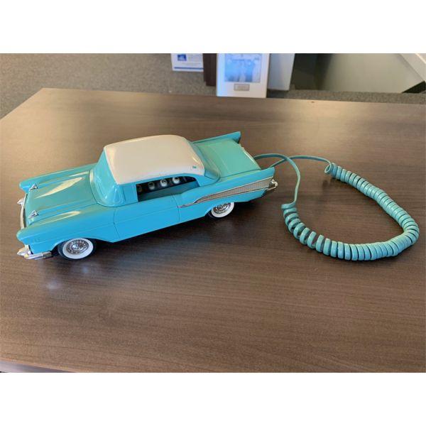 NO RESERVE! Vintage 1957 Chevrolet Bel Air phone